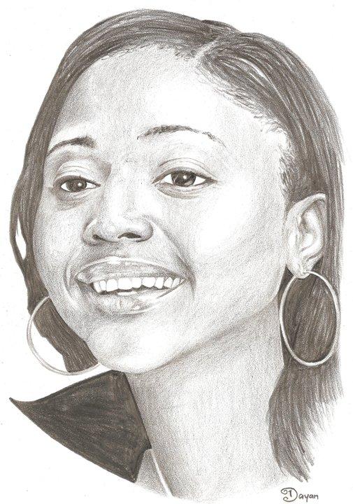 Isha Sessay portrait